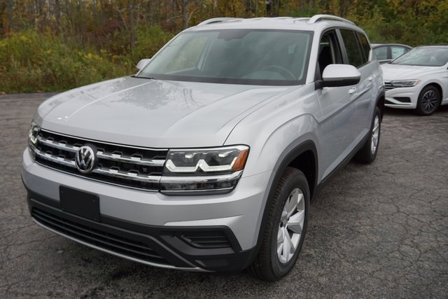 New 2019 Volkswagen Atlas S AWD