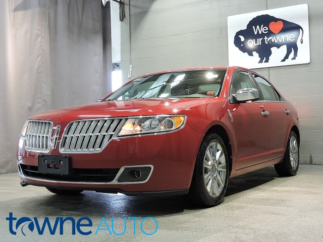 Pre-Owned 2012 Lincoln MKZ Base