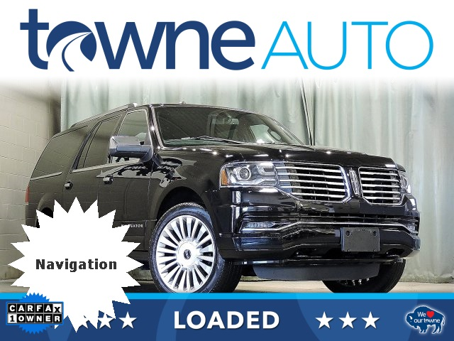 Pre Owned 2017 Lincoln Navigator L Reserve