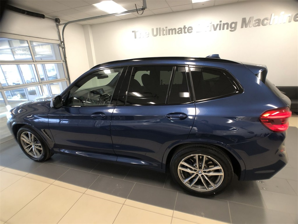 Pre-Owned 2018 BMW X3 M40i