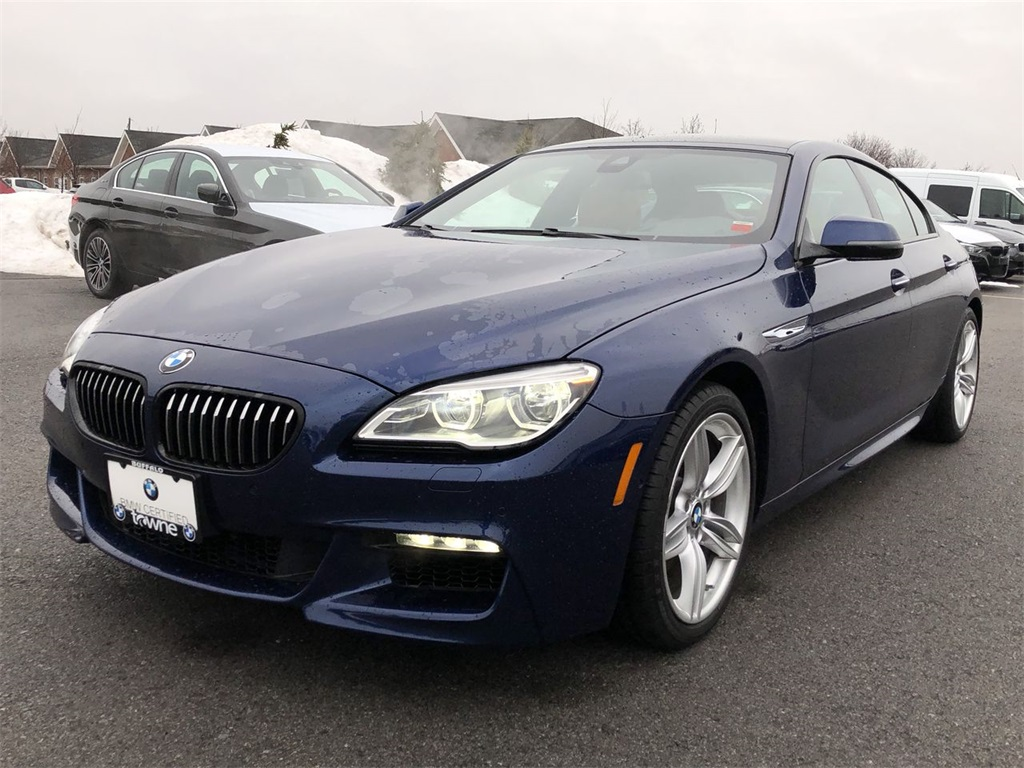 Pre Owned 2017 Bmw 6 Series 650i Xdrive Gran Coupe