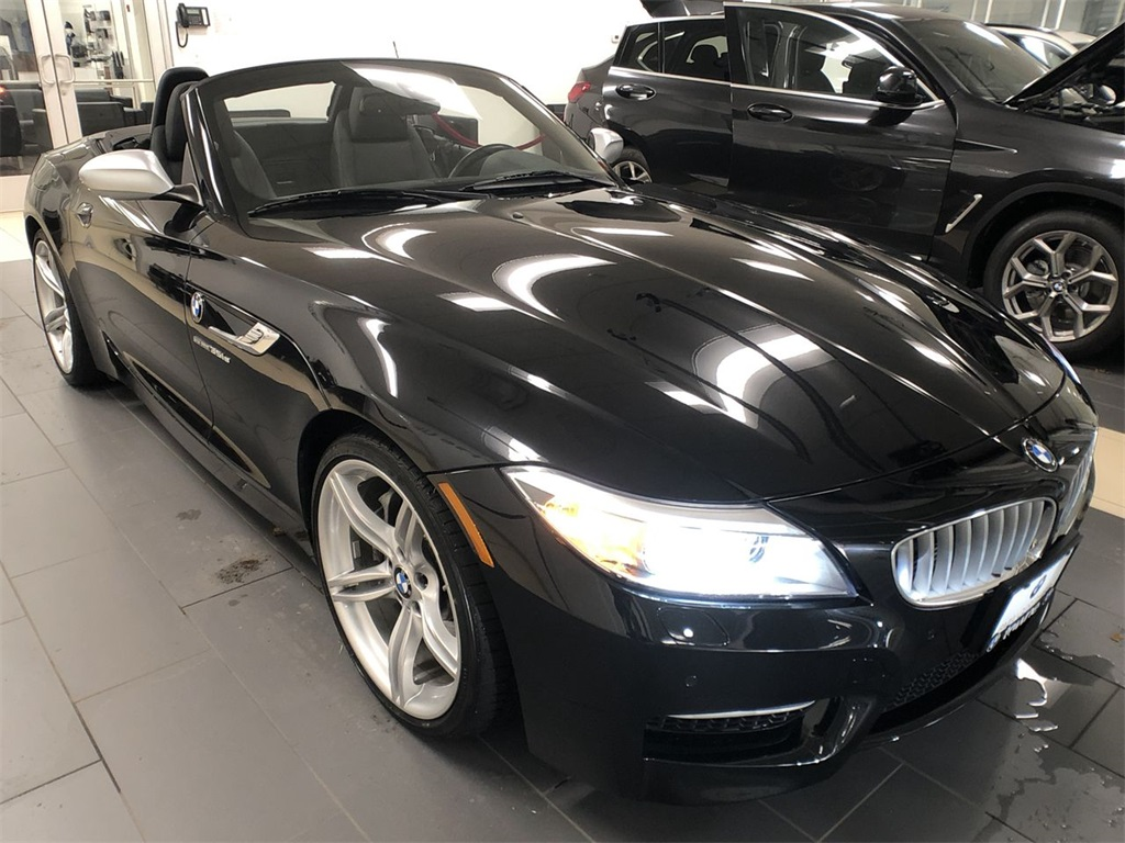 Pre-Owned 2016 BMW Z4 sDrive35is