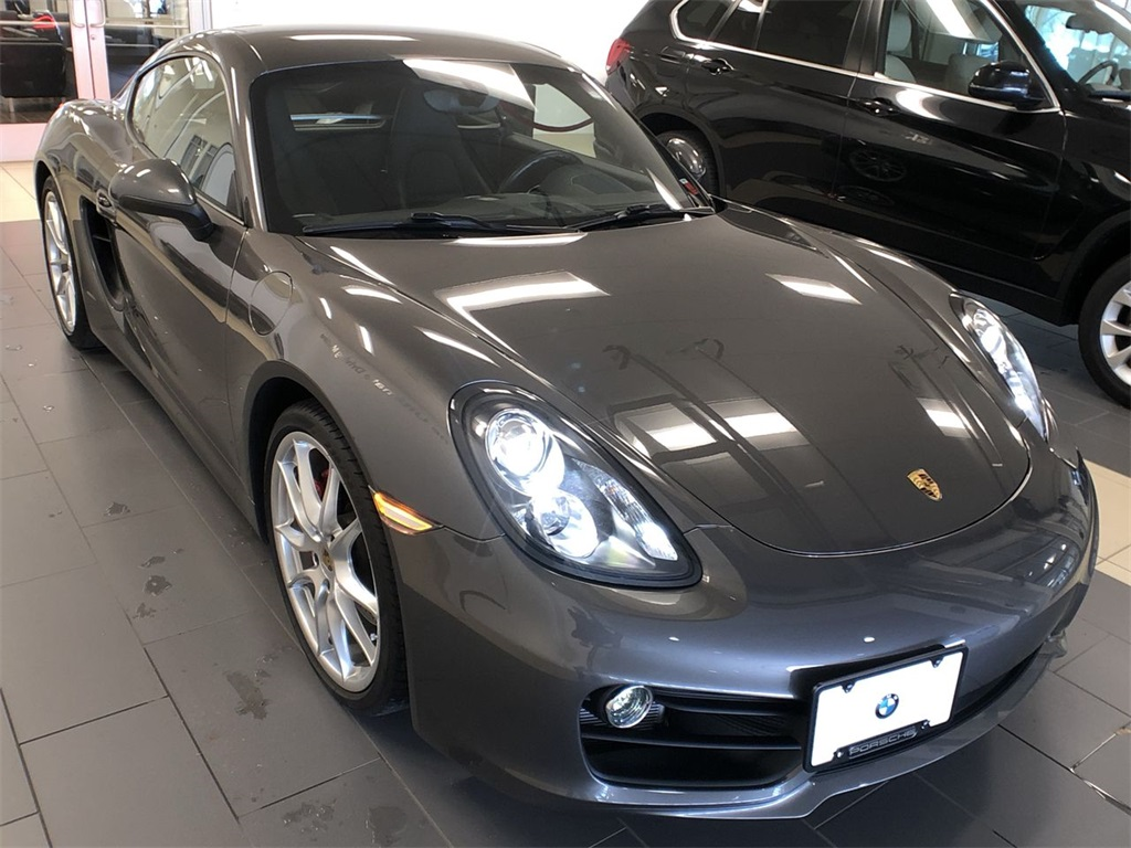 Pre-Owned 2015 Porsche Cayman S