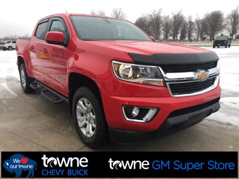 Pre-Owned 2017 Chevrolet Colorado LT