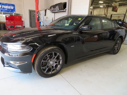 Pre-Owned 2018 Dodge Charger GT AWD