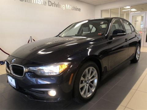 Pre-Owned 2017 BMW 3 Series 320i xDrive