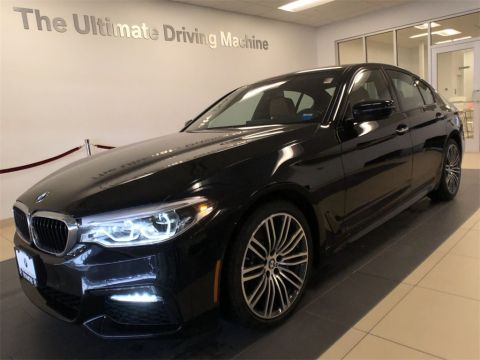 2017 BMW 5 Series 530i xDrive
