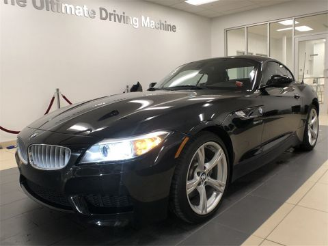 Pre-Owned 2016 BMW Z4 sDrive35i